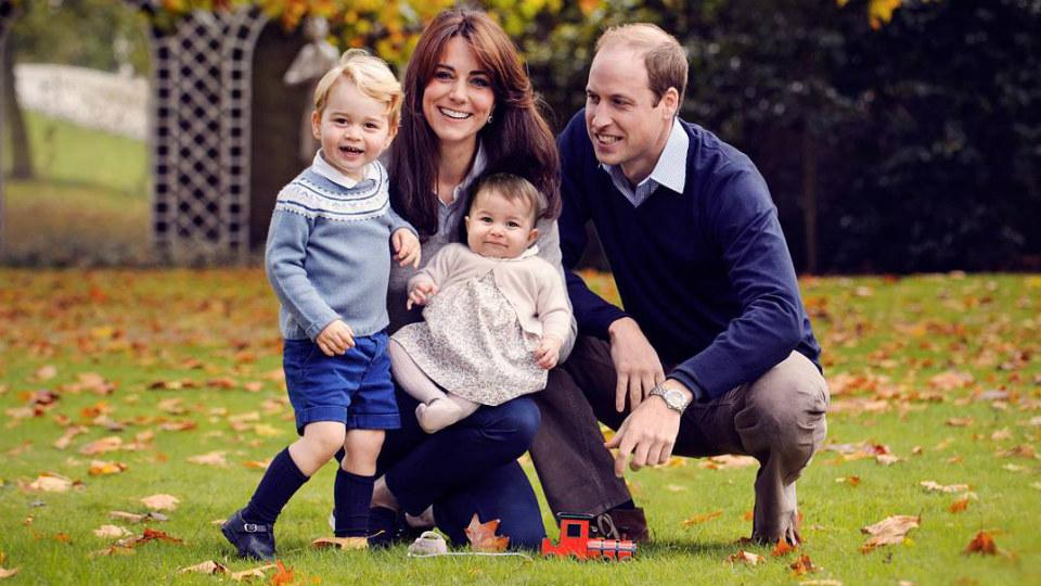 Pangeran Wiliam & Keluarga