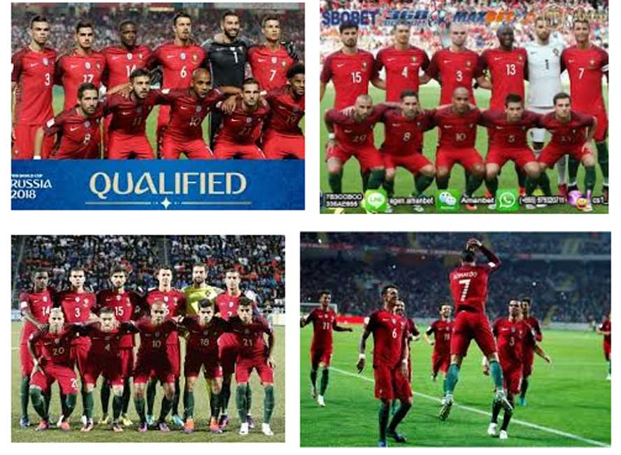 Portugal agen bola piala dunia 2018