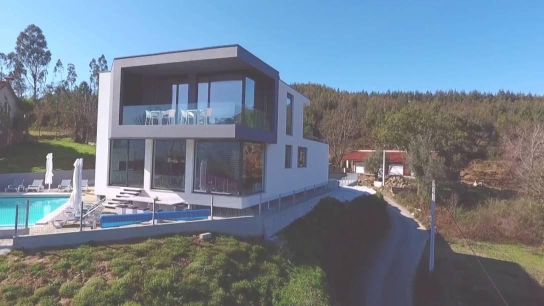 Rumah mewah Cristiano Ronaldo di Portugal